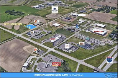 Sioux Falls Residential Lots & Land For Sale: 4800 N Westport Ave