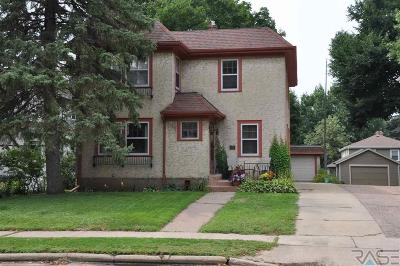 Sioux Falls Multi Family Home For Sale: 1215 S Phillips Ave
