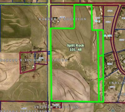 Sioux Falls Residential Lots & Land For Sale: Six Mile Rd