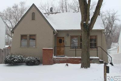 Sioux Falls Single Family Home For Sale: 1905 S 5th Ave