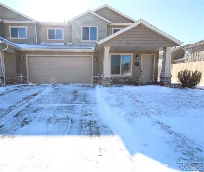Sioux Falls Condo/Townhouse For Sale: 2809 E Brome Pl