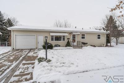 Sioux Falls Single Family Home For Sale: 512 S Edward Dr
