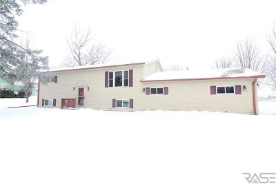 Crooks Single Family Home For Sale: 316 E 4th St