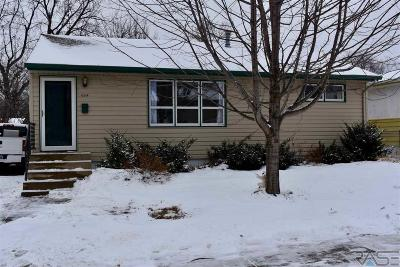 Sioux Falls Single Family Home For Sale: 604 S Thompson Ave