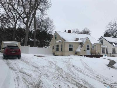 Sioux Falls Single Family Home For Sale: 827 S West Ave