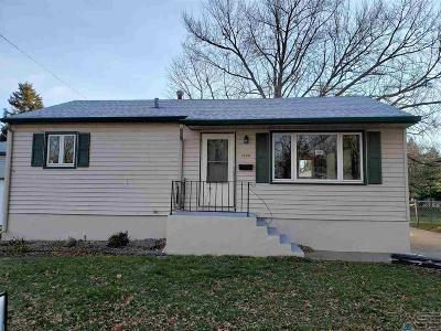 Sioux Falls Single Family Home For Sale: 3100 S Glendale Ave