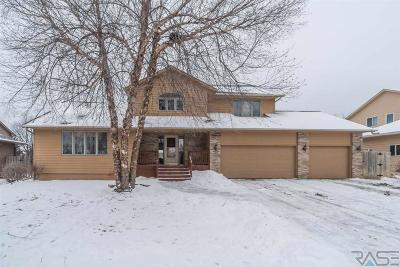 Sioux Falls Single Family Home Active - Contingent Misc: 4060 S Brady Ct