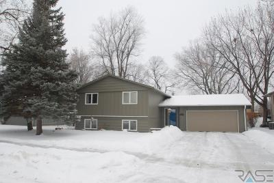 Sioux Falls Single Family Home Active - Contingent Misc: 2341 S Woodbine Ln