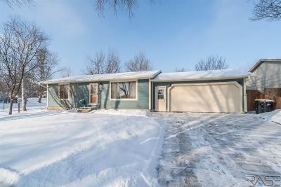 Sioux Falls Single Family Home For Sale: 921 S. Clover Ave