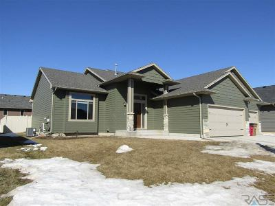 Sioux Falls Single Family Home For Sale: 5509 S Sirocco Ave