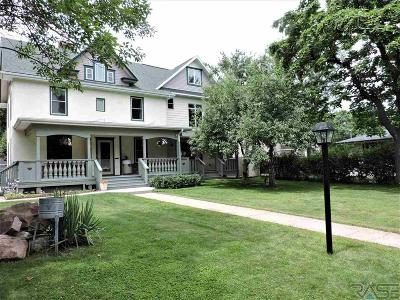 Sioux Falls Single Family Home For Sale: 615 S Grange Ave