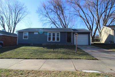 Sioux Falls Single Family Home For Sale: 3604 E 25th St
