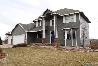 Sioux Falls Single Family Home For Sale: 1601 N Paddington Trl