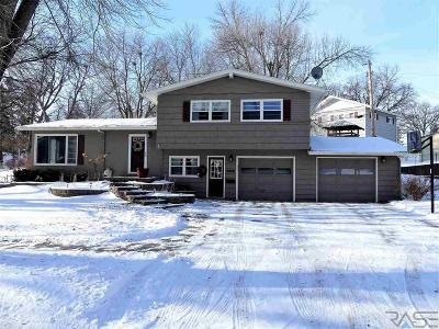 Sioux Falls Single Family Home Active - Contingent Misc: 2205 S Braemar Dr