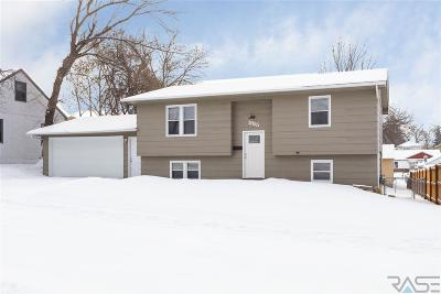 Sioux Falls Single Family Home For Sale: 1325 E 4th St