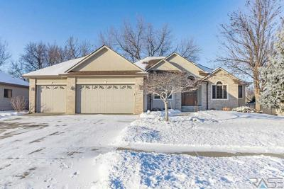 Sioux Falls Single Family Home Active - Contingent Misc: 3108 W Auburn Hills Ct