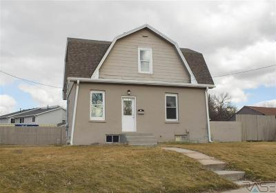 Sioux Falls Single Family Home For Sale: 602 N Lewis Ave