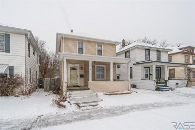 Sioux Falls Single Family Home Active - Contingent Misc: 948 W 8th St