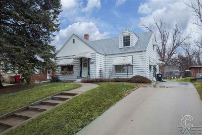 Sioux Falls Single Family Home For Sale: 608 S Glendale Ave