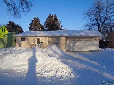 Dell Rapids Single Family Home Active - Contingent Misc: 1114 Harrison Ave