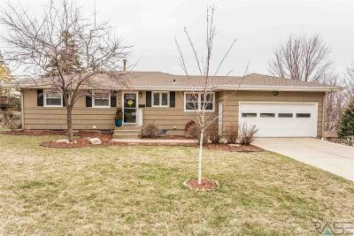 Sioux Falls Single Family Home For Sale: 105 E 35th St