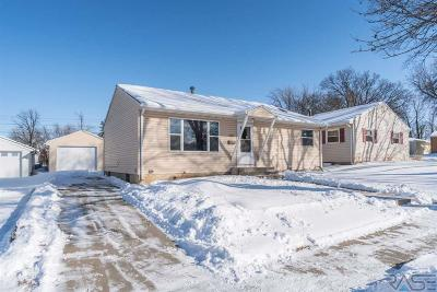 Sioux Falls Single Family Home For Sale: 2916 E 14th St