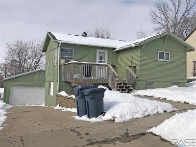 Sioux Falls SD Single Family Home For Sale: $75,000