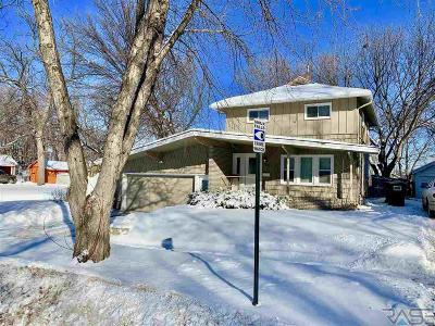 Sioux Falls SD Single Family Home For Sale: $173,000