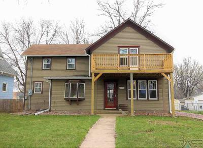 Sioux Falls, Harrisburg, Brandon, Tea, Worthington, Lennox, Canton, Hartford, Crooks, Renner, Humboldt Single Family Home For Sale: 317 E 2nd Ave
