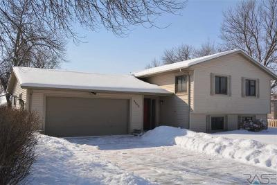 Sioux Falls SD Single Family Home Active - Contingent Misc: $179,900