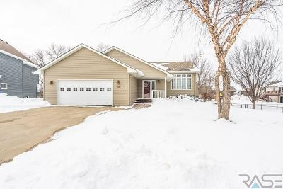 Dell Rapids Single Family Home Active - Contingent Misc: 704 Fairway Cir