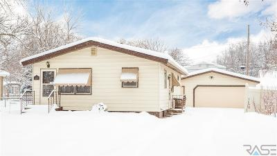 Sioux Falls SD Single Family Home Active-New: $163,000