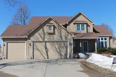 Sioux Falls Single Family Home For Sale: 3501 E Ironwood Cir
