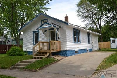 Sioux Falls Single Family Home For Sale: 412 N Sherman Ave