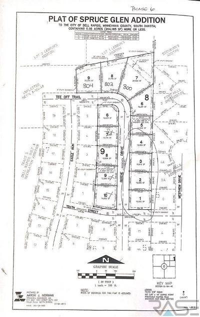 Dell Rapids Residential Lots & Land For Sale: Birdie Dr