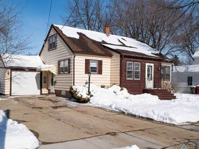Canton Single Family Home Active - Contingent Misc: 222 W 3rd St