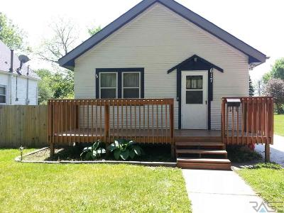 Madison Single Family Home For Sale: 617 NE 1st St