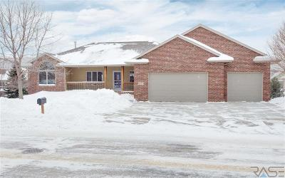 Sioux Falls Single Family Home For Sale: 6313 S Heatherridge Ave
