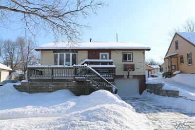 Sioux Falls Single Family Home For Sale: 1228 N Spring Ave