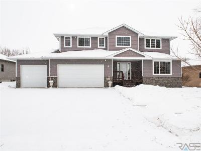 Sioux Falls Single Family Home Active - Contingent Misc: 1329 W Whitechurch Ln