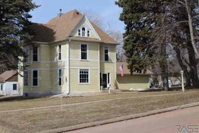 Madison Single Family Home For Sale: 616 NE 5th St