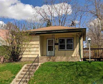 Sioux Falls Single Family Home For Sale: 1032 N Duluth Ave