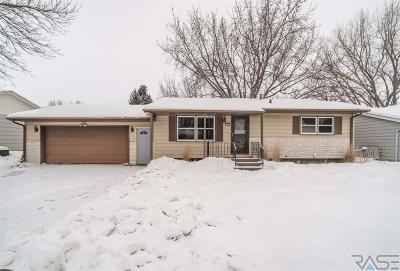 Sioux Falls Single Family Home For Sale: 4003 W Mesa Pass