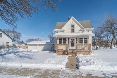 Canton Single Family Home Active - Contingent Misc: 418 S Main St