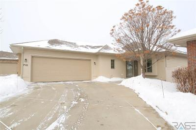 Sioux Falls Single Family Home Active - Contingent Misc: 712 E Greenbrier Pl