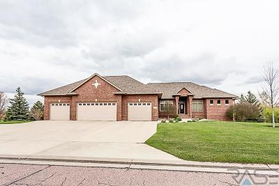 Sioux Falls Single Family Home For Sale: 5500 S Lazy Ridge Pl