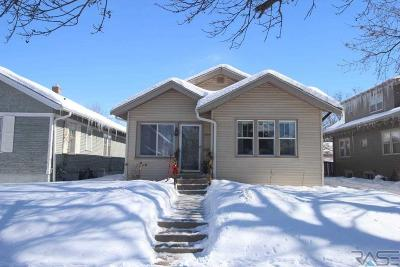 Sioux Falls Single Family Home Active - Contingent Misc: 1504 S Duluth Ave