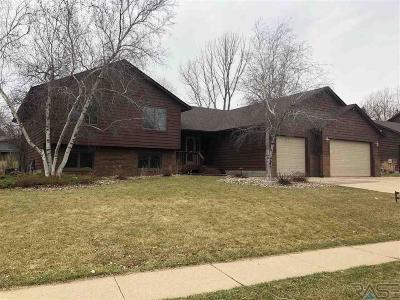 Sioux Falls Single Family Home For Sale: 2513 E Marson Dr