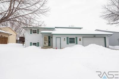 Sioux Falls Single Family Home For Sale: 1601 E 56th St