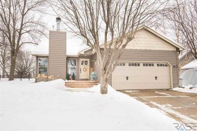 Sioux Falls Single Family Home Active - Contingent Misc: 1212 S Dunham Cir